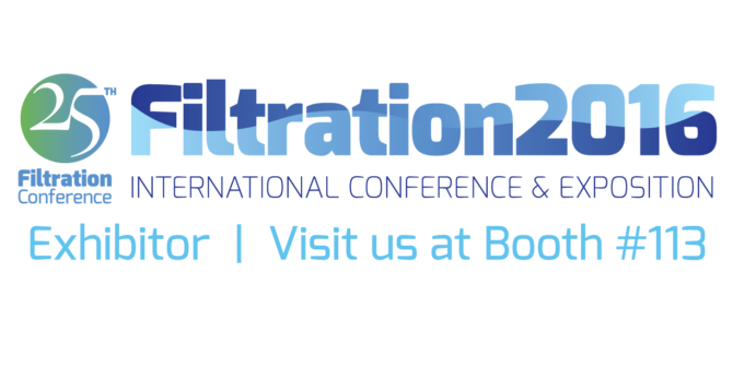 Filtration 2016 International Conference & Exposition @ Pennsylvania Convention Center | Philadelphia | Pennsylvania | United States