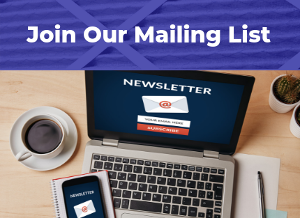 Join NAFA's Mailing List