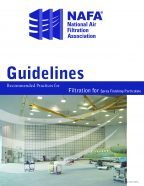 Spray Finishing Particulate Best Practices and Guidelines for Air Filtration